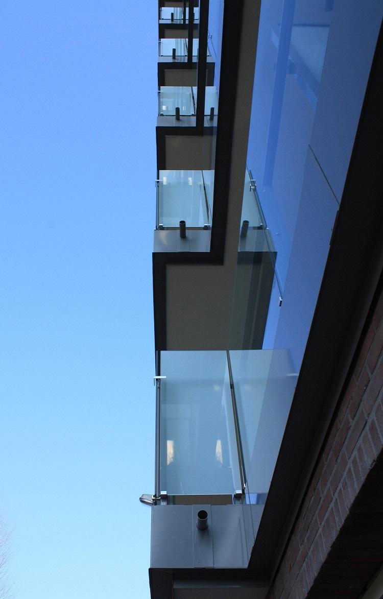 Detail terrassen